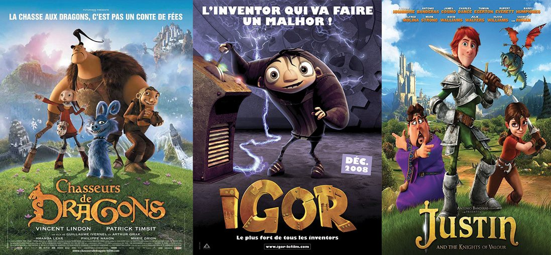 les films de la team