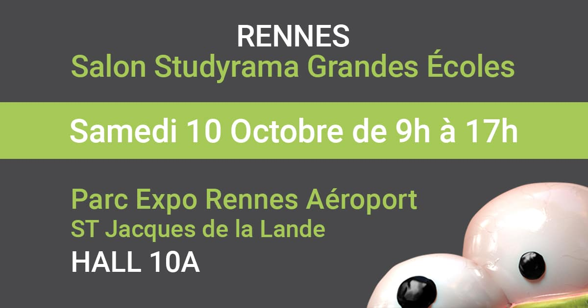 salon studyrama Rennes Creative Seeds